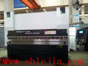 Wa67y-Dk CNC Hydraulic Torsion Bar Press Brake (200T/4100mm) pictures & photos