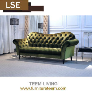 Ls-121 Lse New Classic Sofa for Living Room Furniture Set pictures & photos
