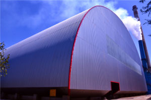 High Quality Prefabricated Steel Arch Buildings pictures & photos