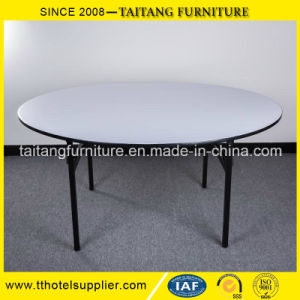 Chinese Factory Cheap Price Folding Wooden Table pictures & photos