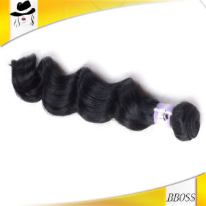 Peruvian Hair Loose Wave Hair Extension for Black Women pictures & photos