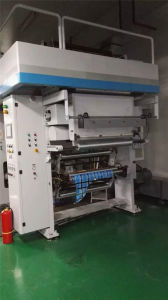 Used Automatic Computer Color Register Gravure Color Printing Machine