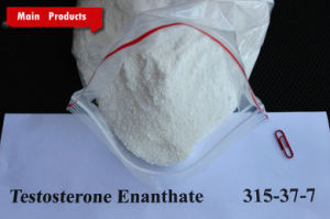 Muscle Gain Steroids Powder Testosterone Enanthate for Bulking Cycle pictures & photos
