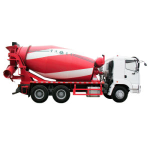6*4 Drive Type Cement/Concrete Mixing Truck pictures & photos