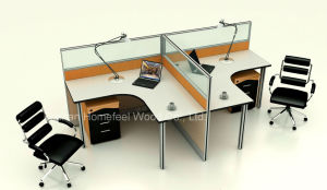 Direct Factory Supply Competitive Price Office Workstation Partition (HF-YZ051) pictures & photos