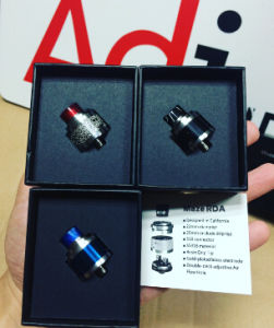 New Arrival! ! ! Hcigar Maze Rda Atomizer a&D Industries Wholesale Factory Price pictures & photos
