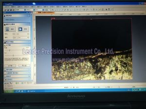 Inverted Metallurgical Microscope for Institute Metal Tools Inspecting (LIM-302) pictures & photos