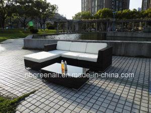 Wicker Rattan Outdoor Furniture Corner Sofa pictures & photos