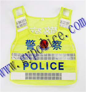 Traffic Police Reflective Safety Vest pictures & photos