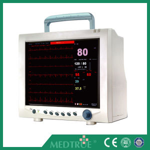 Hot Sale Medical Portable Multi Parameter Patient Monitor (MT02001152) pictures & photos