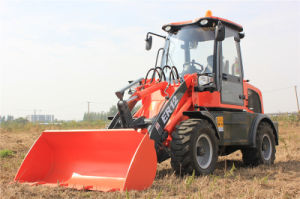 New Er12 Wheel Loader with Euroiii Engine/Qucik Hitch for Sale pictures & photos