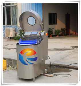 Electric Spin Drying Machine for Salad Vegetable and Fruit Fzhs-15 pictures & photos