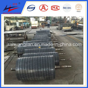 2016 New Crown Conveyor Pulley pictures & photos