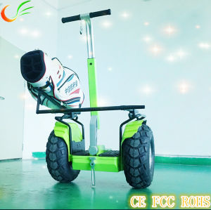 Electric Golf Cart for Golfer on Golf Course pictures & photos