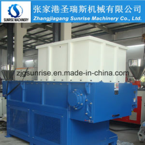 Waste Plastic Lump Cutting Machine pictures & photos