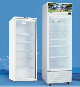 100L~338L High Quality Refrigerator Showcase pictures & photos