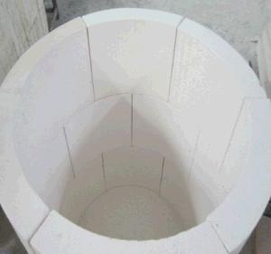 Insulation Calcium Silicate Pipe Cover 600c 650c pictures & photos