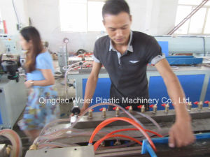 WPC PVC Profile Production Machine Line for Window and Door pictures & photos