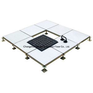 Antistatic HPL/PVC Raised Access Floor pictures & photos