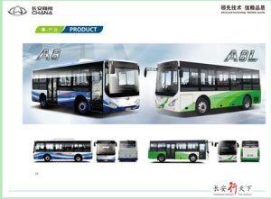 Electric City Bus 8.3m Sc6833bev pictures & photos
