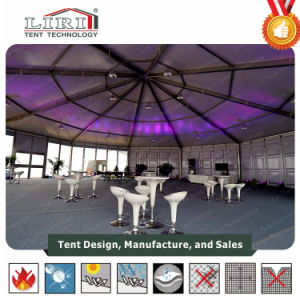 Liri Tent Multi-Side Tent Hexagon Tent Frame Structure pictures & photos