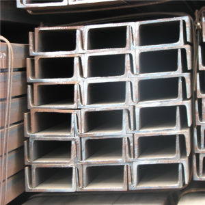 High Strength Structural Steel Section Hot Rolled Galvanized Channel Steel pictures & photos