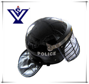 Anti Riot Helmet/Riot Control Helmet for Crowd Control Police (SYSG-207) pictures & photos