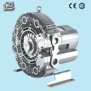 1.1kw Side Channel Regenerative Blower in Material Transportation pictures & photos
