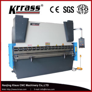 E21 Wc67 CNC Press Brake Machine with Ce