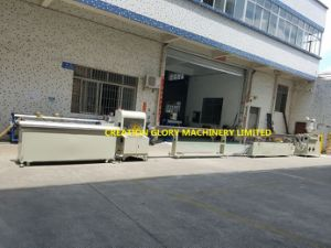 High Precision Medical Infusion Tubing Plastic Extruding Machine pictures & photos