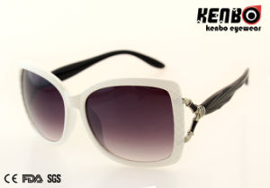 New Design Fashion Plastic Sunglasses with Nice Hinge Kp50863 pictures & photos