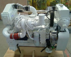 Cummins Marine Engine 6LTAA8.9-M315 for Main Propulsion