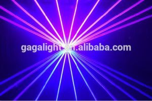 RGB20000 Animation Laser Light with 465nm Blue pictures & photos