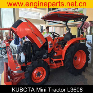 Kubota Farm Tractor L3608sp From Japan pictures & photos