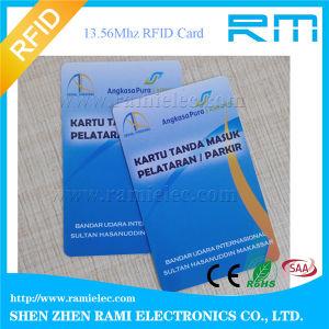 125kHz&13.56MHz RFID Proximity Card