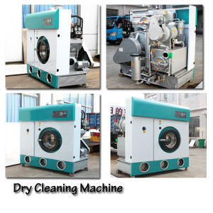 Industrial Dry Cleaning Machine with Stainless Steel, Laundry Dry Cleaner for Sale pictures & photos