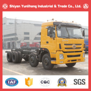 Stq1401 8X4 Truck Chassis/40t Truck Chassis for Sale pictures & photos