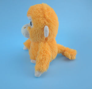 Soft Stuffed Plush Monkey Toys in Three Color pictures & photos