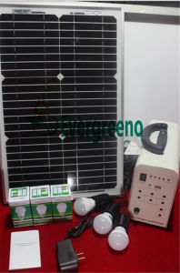 Solar System for Home Made in China with Cheap Price pictures & photos