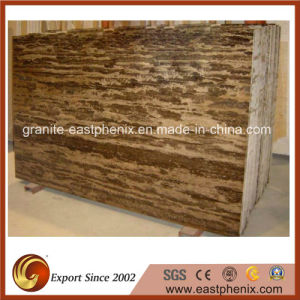 Natural Golden Marble Slab for Building Decoration pictures & photos