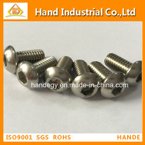 Stainless Steel Button Head Cap Screw pictures & photos