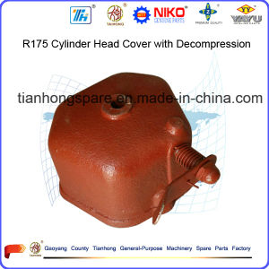 R175 Cylinder Head Cover with Decompression Assy pictures & photos
