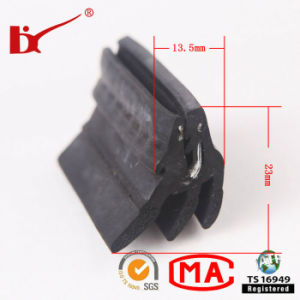 Auto Windshield Glass EPDM Rubber Seal/Seal Strip pictures & photos