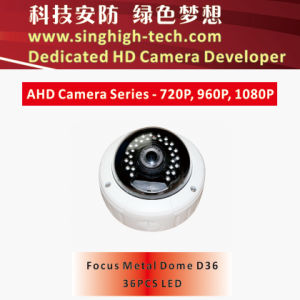 Sony Imx322 1080P 2MP Varifocal Vandalproof Dome Ahd Camera Ahd CCTV (NS-3336V)
