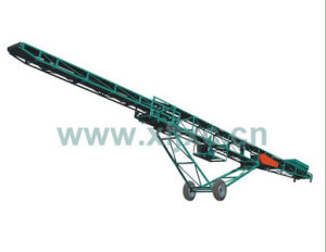 The Tdsy Series Telescopic Belt Conveyor pictures & photos