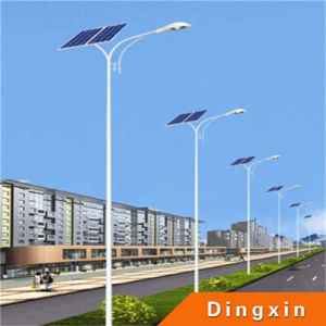 7m 36W Solar LED Street Light with ISO9001 Soncap Approved pictures & photos