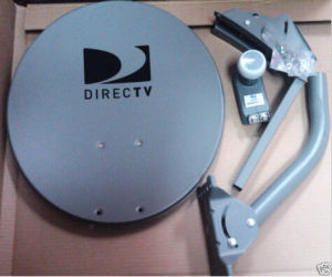 Direct TV 18 Inch Dual LNB Dish Antenna pictures & photos