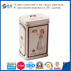 Customized Tin Metal Cigarette Case Tin Package pictures & photos