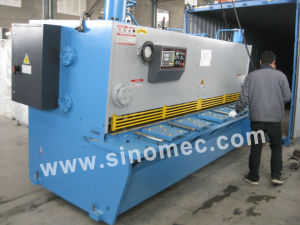 Guillotine/ Cutting Machine / Hydraulic Shear Machine (QC11y-12X3200) pictures & photos