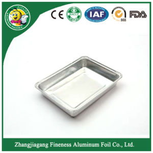 Disposable Aluminum Foil Contaier Box Tray F30085 pictures & photos